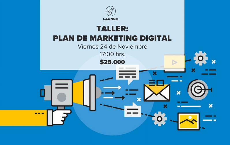Taller: Plan de marketing digital