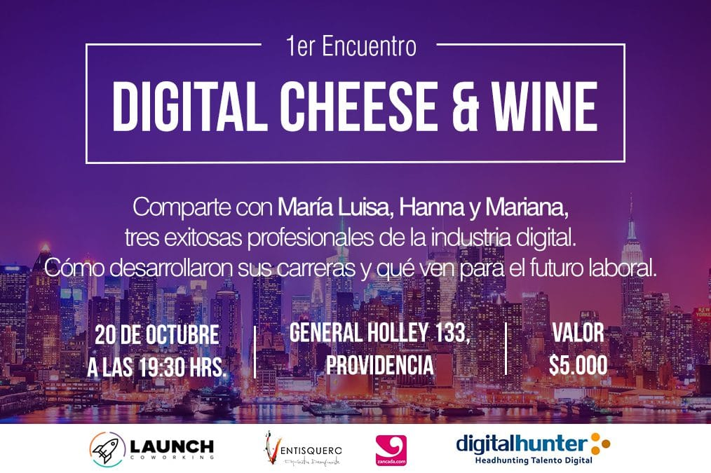 Digital Cheese & Wine