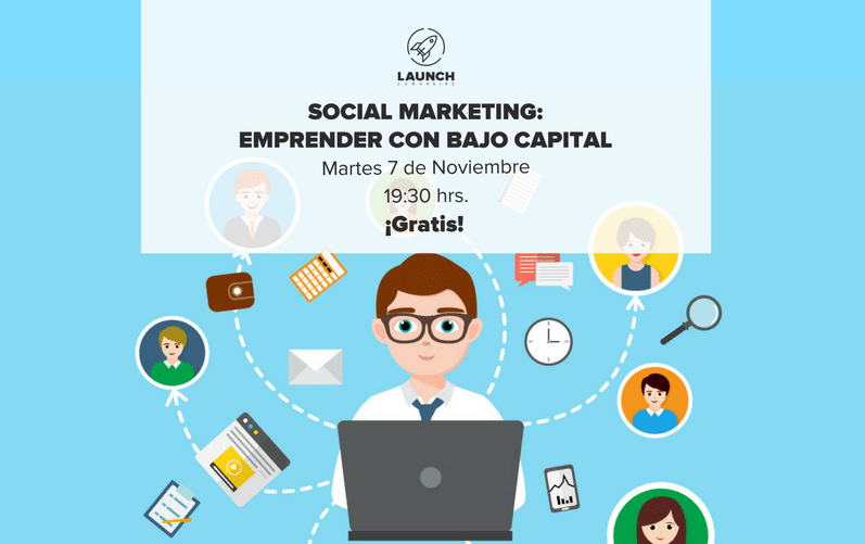 Social Marketing: Emprender con Bajo Capital