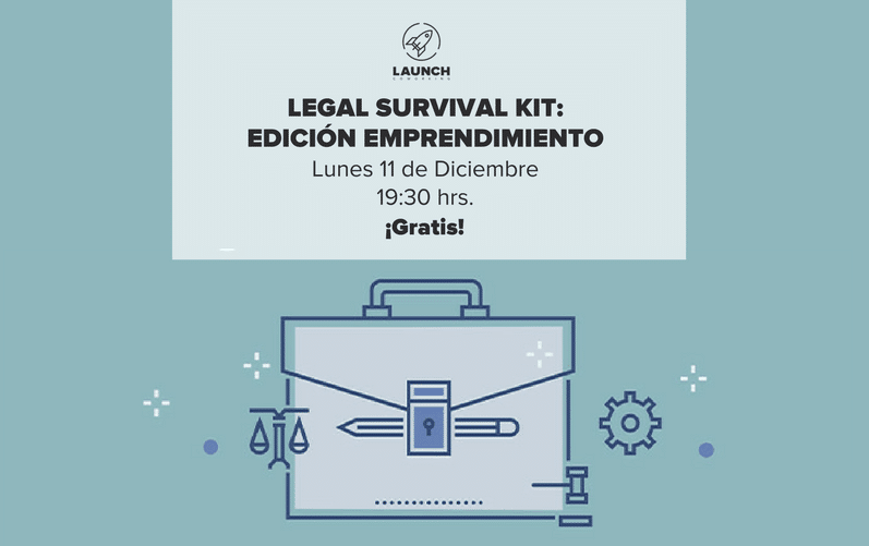 LEGAL SURVIVAL KIT: Edición emprendimiento