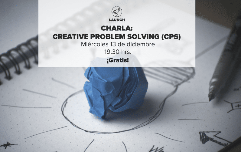 Charla: Creative Problem Solving (CPS)