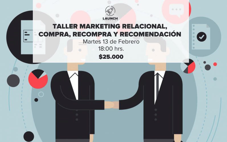 Taller Marketing Relacional, compra, recompra y recomendación
