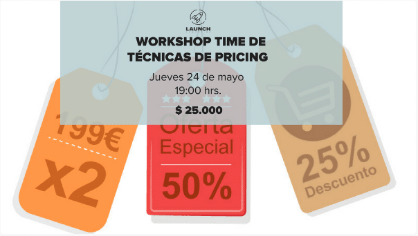 Workshop Time de Técnicas de Pricing