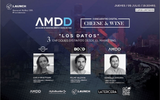 "Digital Cheese & Wine ""Datos"" : 3 enfoques distintos desde el Marketing"